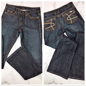 David Kahn Jeanswear Kahala Wash Size 29 Dark Wash